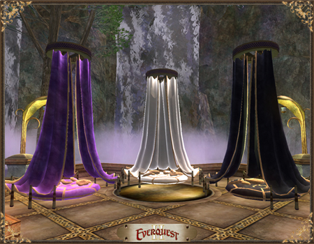 Canopy Beds [IMG] & New Marketplace Items: Silverstrike Serpent Dagger and Canopy Beds ...
