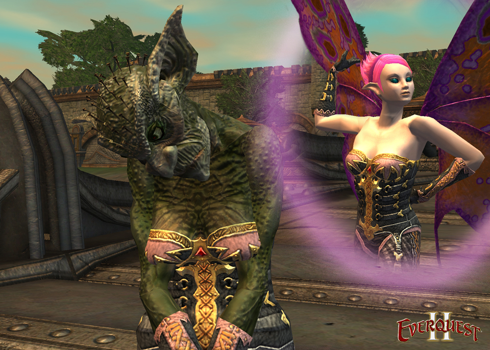 New Marketplace Items: Race Change Potion Two Pack! - EQ2