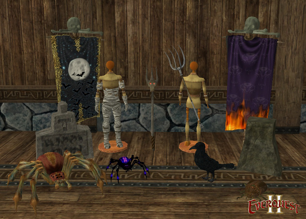 Nights Of The Dead Comes To Norrath Everquest Ii