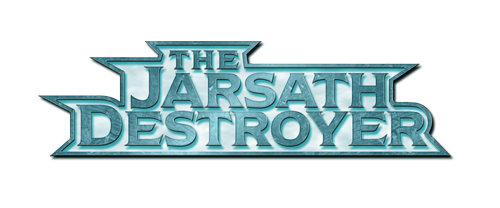 The Jarsath Destroyer