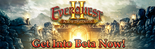 Age of Discovery beta banner