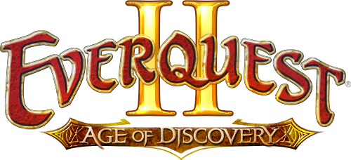 EverQuest II Age of DiscoveryLogo