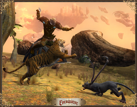 EverQuest II - News - Launch Day Producer's Letter