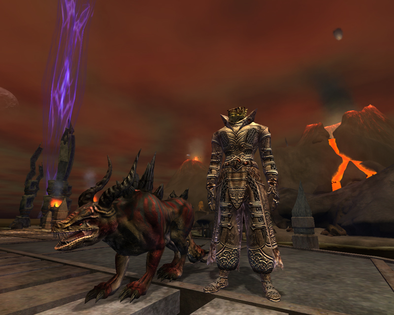 EverQuest II - News - Beastlords: Q&A with Akil Hooper
