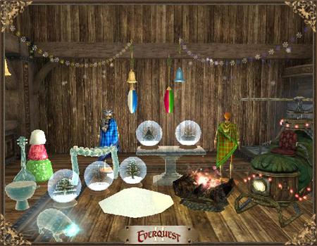 EQ2 Frostfell 2011 New Quest Rewards