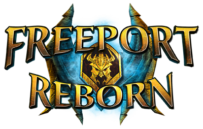 Freeport Reborn Logo