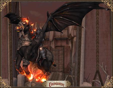 Crimson Nightmare Pegasus