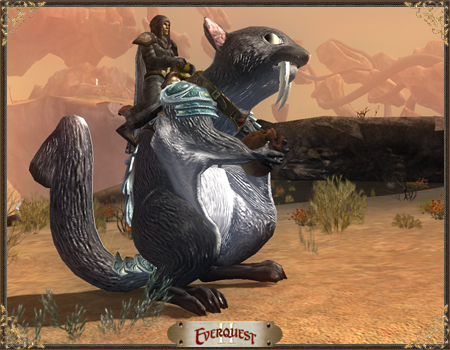 A Dark Treeglider in EQ2