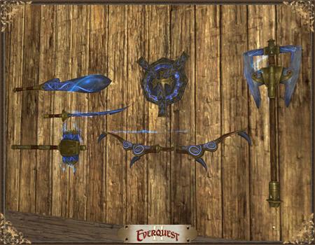 Stormcatcher's Weapon Home Display Crate