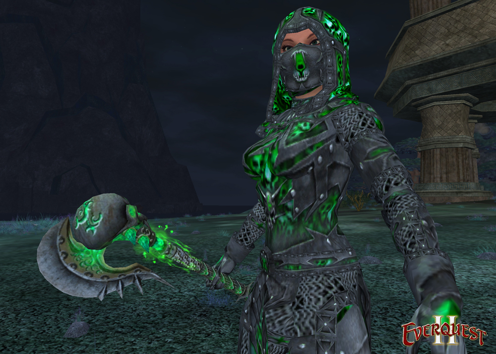 EverQuest II - News - New Marketplace Armor, Weapon and Weapon Home