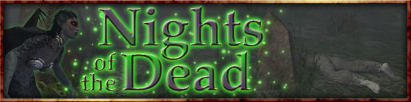 Nights of the Dead banner