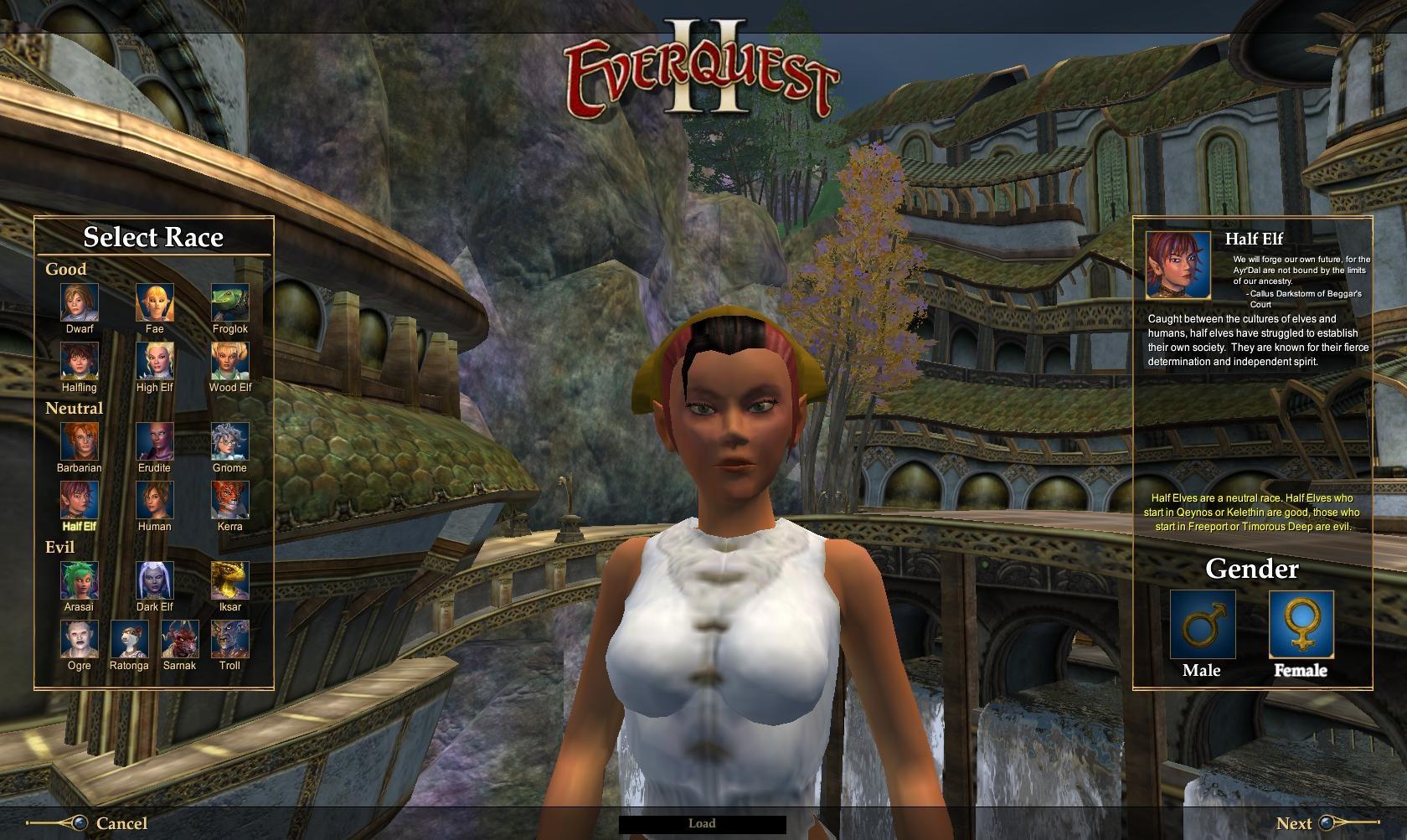 EverQuest II - News - Race/Class Combo FAQ