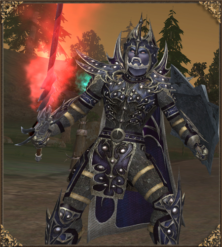 EverQuest II - News - New Marketplace Item: Dark Elf Heritage Armor