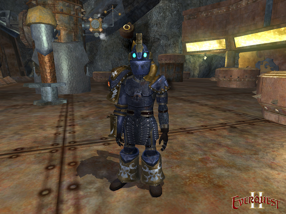 EverQuest II - News - New Marketplace Item: Gnome Heritage Armor Set
