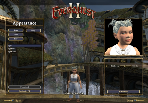 everquest ii news character creation and customization