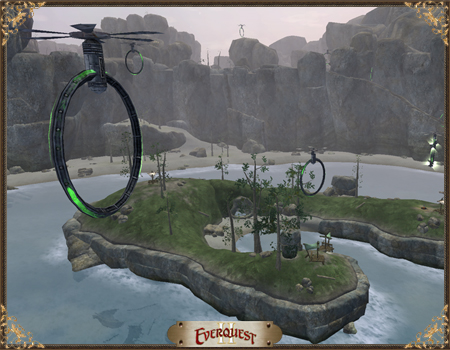 EverQuest II - News - The Twelve Days of Velious – Aether Races