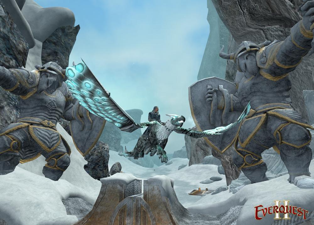 Destiny of Velious Présente des Mountures Volantes! Stormfeather_gryphon