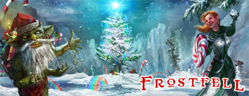 Frostfell Banner