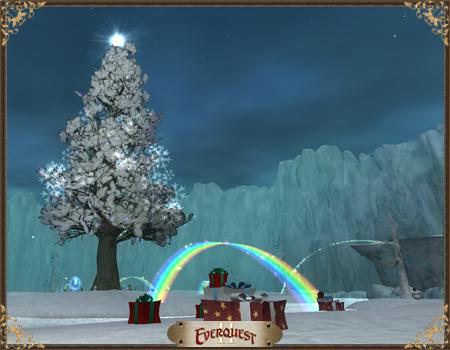 Eq2 Christmas 2020 Keep Celebrating Frostfell! | EverQuest II