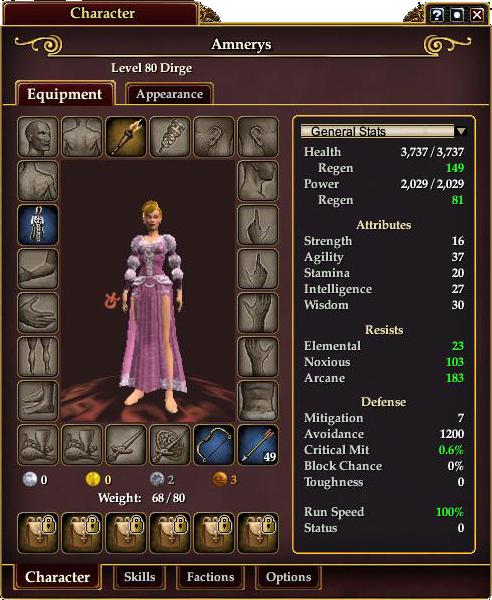 EverQuest II - News - Game Update 57 - Update Notes