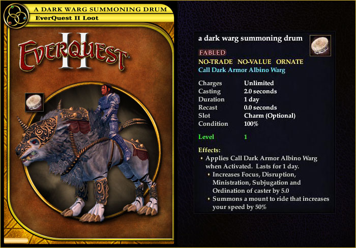 EverQuest II - News - Legends of Norrath Preview