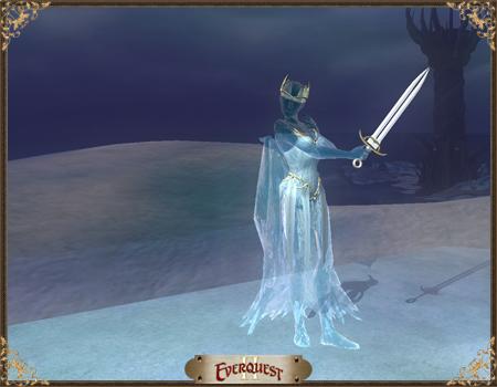 Everlasting Petamorph Wand: Icemaiden