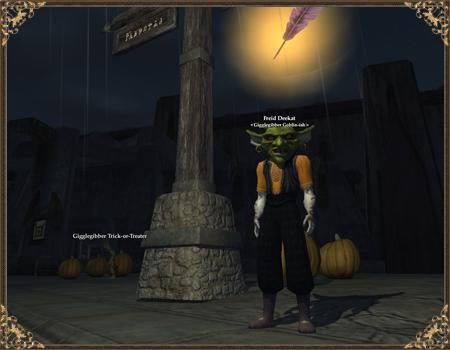 Nights of the Dead NPC screenshot