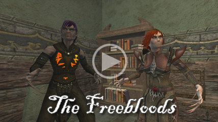 EverQuest II - News - New Marketplace Items: The Freeblood Vampire