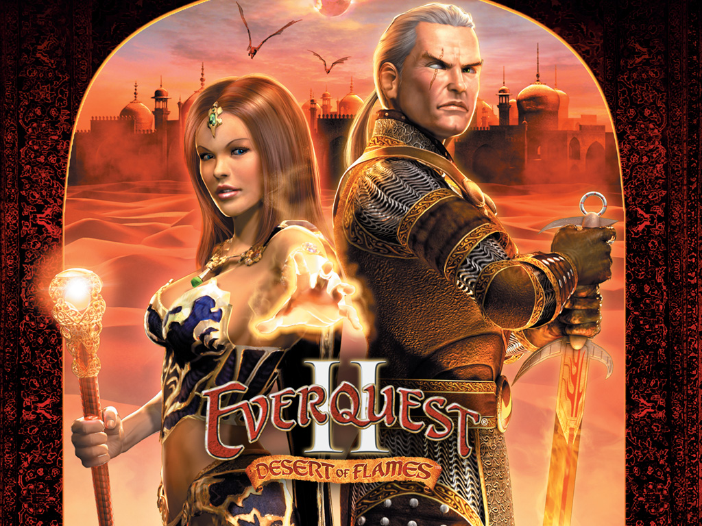 Everquest 2 has detected an unrecoverable error and must shut down.
