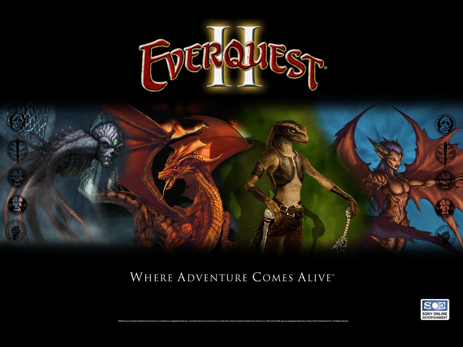 EverQuest II - Media: Downloads